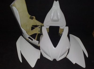 RSV4 Full Fairing Kit
