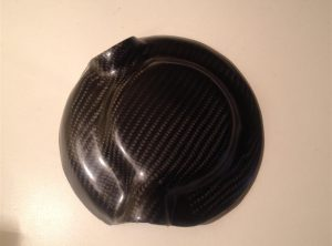 R6 99-02 Carbon clutch cover