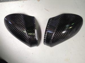 ZX10R 2011-17 Carbon tank protectors