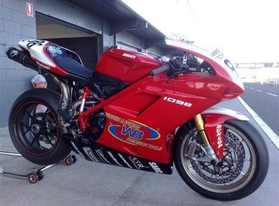 Ducati 848/1098/1198 FULL FAIRING KIT