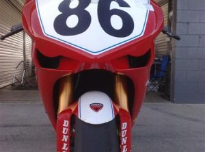 Ducati 848/1098/1198 PRO TWINS Top Fairing