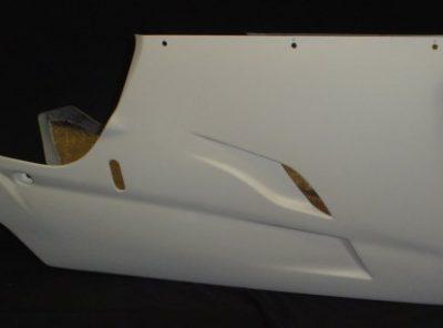 Ducati 848/1098/1198 BELLY PAN