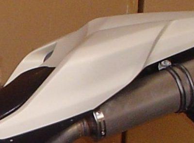 Ducati 848/1098/1198 SEAT UNIT