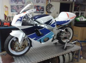 GSXR T Full Race fairing Kit