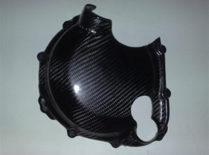 ZX7R Carbon Engine cover (clutch)