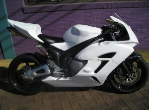 CBR1000RR (04-05) – Full Set Race Glass