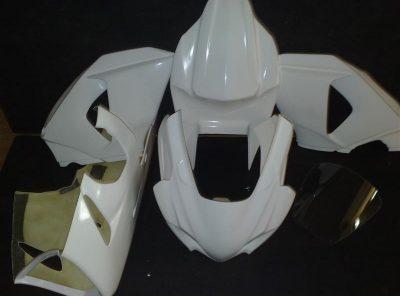 GSXR1000 09-16 Full Fairing Kit