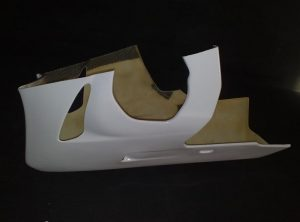 GSXR1000 09-16 Belly pan