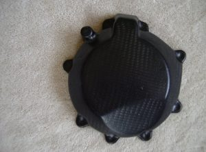 ZX6R 07-18 L/H Carbon Engine Protection Cover