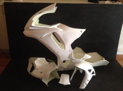 R1-M Full Fairing Kit