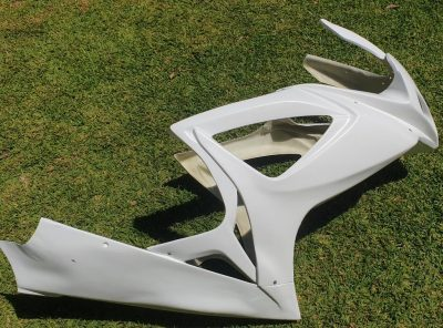 GSXR600/750 (06-07) – Full Set Race Glass