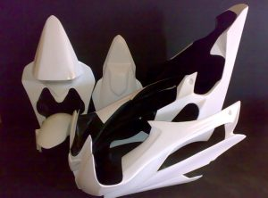 R6 08-2016 Race Fairing Kit