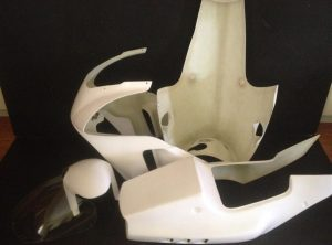 Suzuki RGV 250 Full Fairing Kit