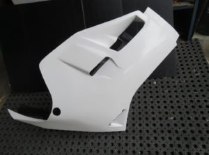 FZR1000 Belly Pan