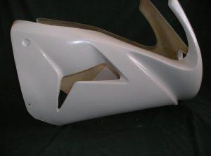 ZX10R (06-07) – Top Fairing