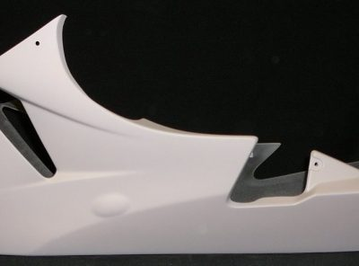 ZX6R 09-18 Belly Pan