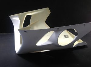 ZX6R 95-97 Belly Pan