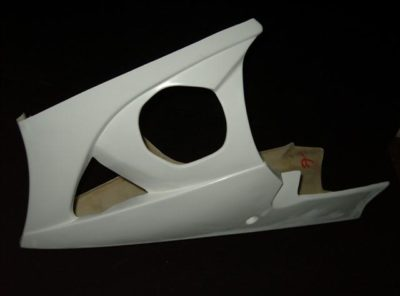 GSXR1000 (07-08) – Belly Pan