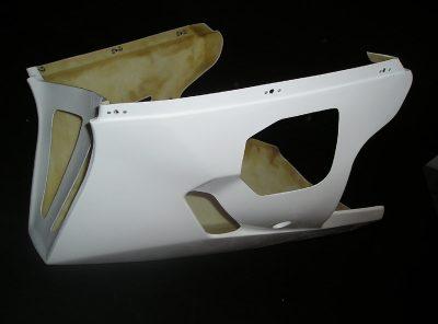 GSXR600/750 (04-05) – Belly Pan
