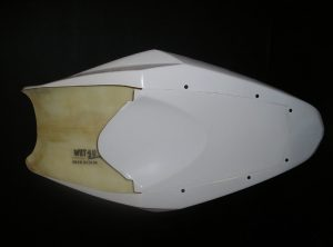 GSXR600/750 (04-05) – Undertray