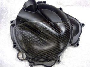 Ninja 300 RH carbon cover