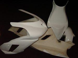 ZX6R (07-08) – Full Set Race Glass