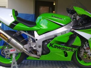 Kawasaki ZX7R 96-03 Full Fairing Kit