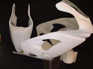 ZX9R (02-03) – Full Race fairing kit