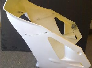 ZXR750 Full Race Fairing Kit