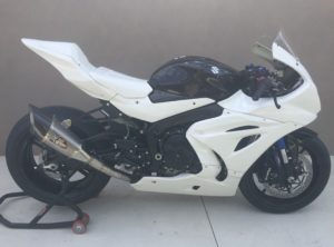 GSXR1000 L7 Fitted Fairing 4 Pics