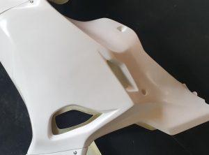 Ninja 400 Left Fairing Panel