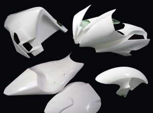 R6 06-7 Full Fairing Kit